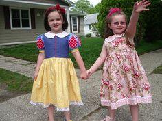 Precious Dress - --- - #Costumes ----- #Sew Children