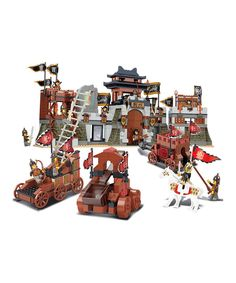 Take a look at this Take Jingnang by Strategy Block Set on zulily today!