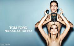 TOM FORD Neroli Portofino ad campaign