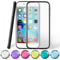 Impact Case semi-transparent #Apple #ios #android #samsung #sony #huawei #motorola #galaxy #5 #6 #7 #4 #safe #sicher #stabil #diy #iPhone #case #hülle #transparent #durchsichtig