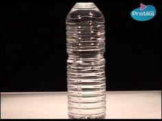 Química fácil - ¿Cómo helar agua instantáneamente?