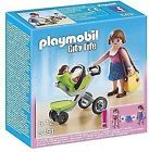PLAYMOBIL 5491 Mother With Infant Stroller -