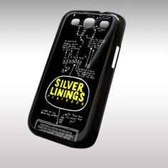 Silver Linnings Play book Samsung Galaxy S3 case | TheYudiCase - Accessories on ArtFire