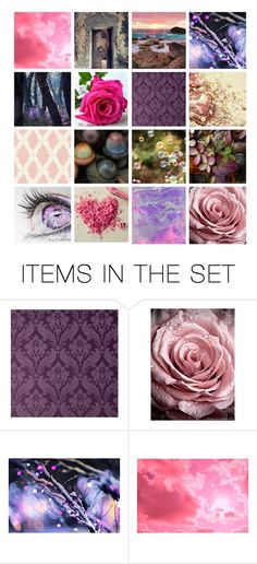 """""""Aurora Aesthetic Moodboard"""" by blackthespianqueen ❤ liked on Polyvore featuring art"""