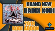 HOW TO INSTALL THE BEST NEW KODI ADDON 2018 RADIX KODI ADDON FOR MOVIES ...