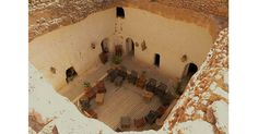 Want a Unique Underground Experience? Live Like a Modern Troglodyte at a Libyan Cave House Hotel