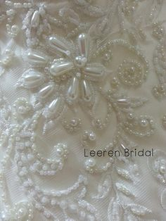 #beading #detailing #pearls #wedding #weddingggowns #bridal #bride