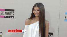 Zendaya 2013 American Music Awards Red Carpet - AMAs 2013 (+playlist)