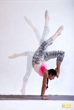 Handstand Scorpion :)
