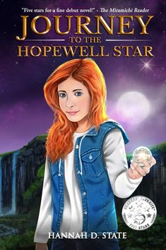 Journey to the Hopewell Star by Hannah D. State - review Fiction And Nonfiction, Her World, Five Star, First Night, Science Fiction, Mystery, Novels, Bring It On, Journey