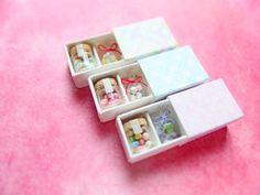 【再販】ミニチュア金平糖&手鞠あめのギフトボックス