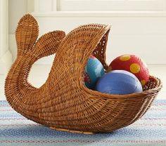 If i need another animal shaped basket....