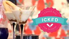Receita de Biscoito para Congelar e Smoothie de Tiramisu - I Could Kill For Dessert - S01E02 #ICKFD
