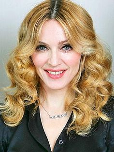 Madonna.Famous people suffering with Bipolar Disorder