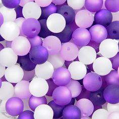 Perlenmix: lila-flieder Easter Eggs, Design