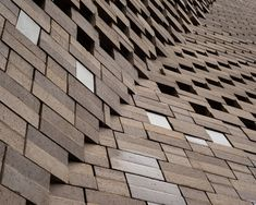 These new images by British photographer Jim Stephenson offer a look around Herzog & de Meuron's extension to Tate Modern in London