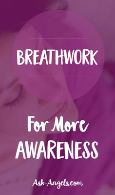 Consciously breathing is one of the most valuable things you can do to increase your present moment awareness, and to improve your life. Spiritual Guidance, Psychic Abilities, You Can Do, Awakening, Breathe, Insight, Improve Yourself, Meditation, Spirituality
