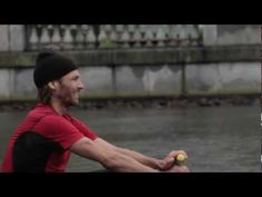 """In our latest video for new class Shockwave, former World Champion rower Josh Crosby shows you why you should trade in the treadmill.    Read the full article on Q:   http://q.equinox.com/articles/2012/06/rowing-the-new-cardio       Download the song, """"Circuit,"""" here:  http://projectdstllrymusic.bandcamp.com/track/circuit    Q Editors: Liz Miersch & Ashl..."""