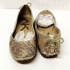 Anne Klein flats Gently loved. Great condition! Anne Klein Shoes Flats & Loafers
