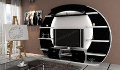 Lcd Wall Design, Ceiling Design, Bed Design, House Design, Tv Showcase Design, Room Decor Bedroom, Living Room Decor, Modern Tv Wall Units, Tv Unit Decor