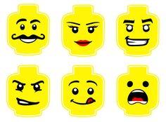 Pack de 6 designs Lego au format A4 pdf sur fond blanc. Téléchargement immédiat…                                                                                                                                                     Plus