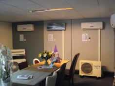 Airco Showroom  http://www.orcacool.nl/