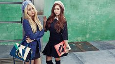 Jessica y Krystal