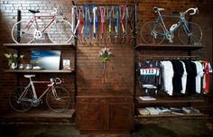 Merchandising A Bike Shop | Donny Perry