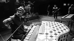 Danny Dean on Guitar Clive Farrington September 3rd 2013 - Palacio de Desportes, Mexico City with Aleks Syntek! The Regeneration Tour!