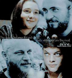 Alfred - Athelstan - Ragnar - Ivar
