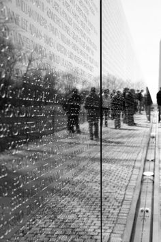 Vietnam War Memorial; a photo I took