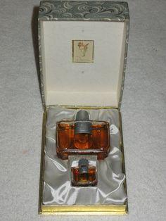 Perfume Bottle/Box Dana - Emir (1935)