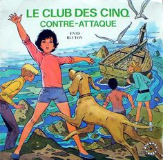 Le club des cinq contre-attaque