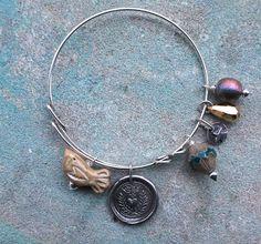 Star Adjustable Bracelet (Customer Design) - Lima Beads #diy #Gaea