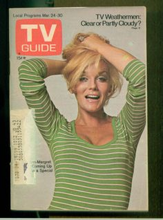 TV Guide Magazine 1973 Ann Margret Coming in a Special www.advintageplus.com