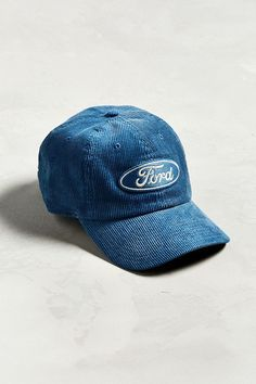 556ef84701d Ford Corduroy Baseball Hat. Urban Outfitters ...