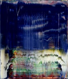 Gerhard Richter ~ Abstract Painting, 1997 https://www.pinterest.com/judewaller/art-gerhard-richter/