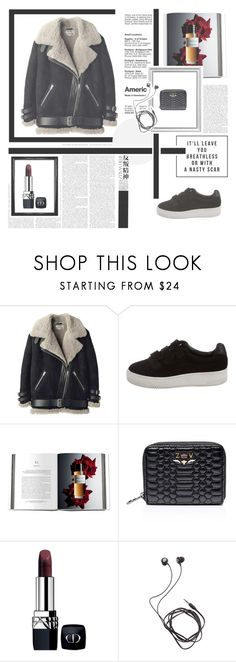 """#PolyPresents: New Year's Resolutions"" by dantevandenabeele ❤ liked on Polyvore featuring Acne Studios, Sandro, Zadig & Voltaire, Christian Dior, Hedi Slimane, Diane Von Furstenberg, contestentry and polyPresents"