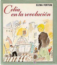 Celia en la revolución. Elena Fortún