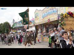 64. Lohhofer Volksfest 2015 - Großer Festzug mit ca. 1.200 Teilnehmern a...