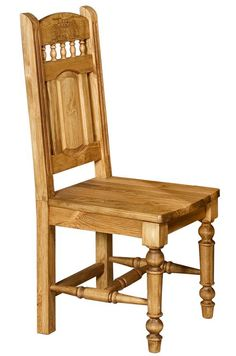 wooden chair. single wooden chair version 3 n