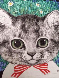 ↓この明日から二日間昭島でやる「ねこ展」わたしも参加してます。原画もだしました。ふたりのねこの野良猫です。その他書籍やポストカードも。とりあえず作家さん豪華ですよ! #ヒグチユウコ
