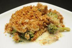 Chicken & Broccoli Casserole Recipe