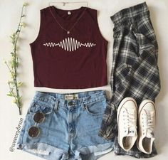 Clothes for teens grunge hipster flannels 27 Ideas - Mode pour enfants Hipster Outfits, Indie Outfits, Hipster Shirts, Tumblr Outfits, Grunge Outfits, Grunge Fashion, Teen Fashion, Casual Outfits, Fashion Outfits