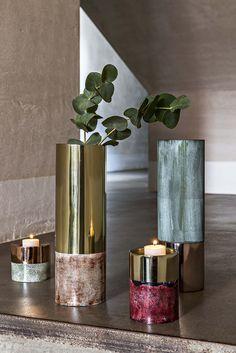 Mystic / Cosmopolitan Living / Metal / Rust / Candles / Loft / Interior / Decoration / Funiture / Dôme Deco