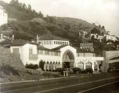 Thelma Todd's Sidewalk Cafe, Pacific Palisades, early Golden Age Of Hollywood, Vintage Hollywood, Classic Hollywood, Garden Of Allah, Thelma Todd, Sidewalk Cafe, Malibu California, Southern California, Sunset Strip