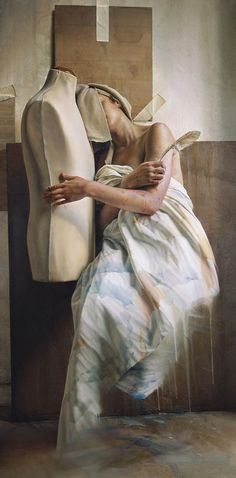 István Sándorfi oil on canvas http://ift.tt/2ceqv25