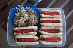 food for the fourth