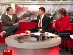 Kindred Agency - Paul Armstrong on BBC Breakfast News July 23 (United Airlines vs Dave Carroll).