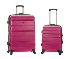 Rockland 20 Inch 28 Inch 2 Piece Expandable Abs Spinner Set, Magenta, One Size Rockland http://www.amazon.com/dp/B00LHI57ES/ref=cm_sw_r_pi_dp_PSE9ub11ZS5W9